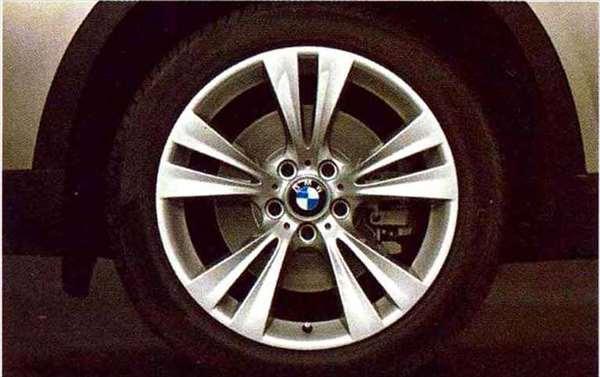 X3 パーツ ダブルスポーク・スタイリング309 ホイール単体 8.5J×19(フロント) BMW純正部品 WX20 WY20 WX35 オプション アクセサリー 用品 純正 送料無料