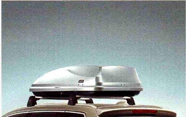 """X3 パーツ ルーフ・ボックス""""350"""" BMW純正部品 WX20 WY20 WX35 オプション アクセサリー 用品 純正 送料無料"""