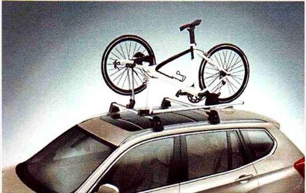 X3 パーツ レーシング・サイクル・ホルダー用フロント・ホイール・ホルダー ※本体は別売です BMW純正部品 WX20 WY20 WX35 オプション アクセサリー 用品 純正