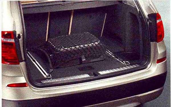 X3 パーツ ラゲージ・ルーム・ネット BMW純正部品 WX20 WY20 WX35 オプション アクセサリー 用品 純正 ネット