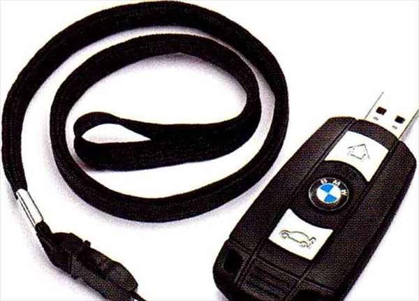 X3 パーツ BMW リモート・コントロール・キー型 USBメモリー・スティック 8GB BMW純正部品 WX20 WY20 WX35 オプション アクセサリー 用品 純正