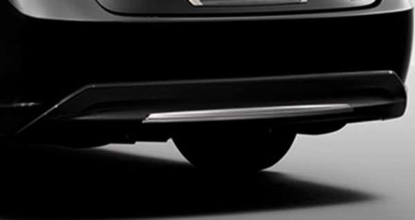 『クラウンアスリート』 純正 AWS210 リヤバンパーガーニッシュ タイプA パーツ トヨタ純正部品 エアロパーツ パネル カスタム crown オプション アクセサリー 用品