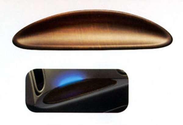 『キューブ』 純正 Z12 NZ12 インストイルミネーション(木目調) パーツ 日産純正部品 CUBE オプション アクセサリー 用品