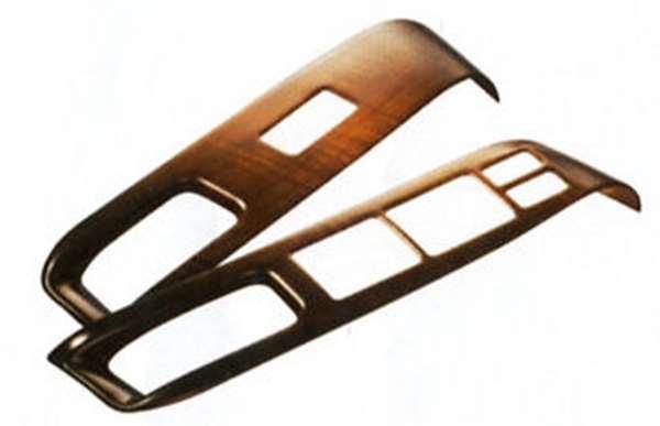 『キューブ』 純正 Z12 NZ12 インテリアパネルキットB(木目調) パーツ 日産純正部品 内装パネル CUBE オプション アクセサリー 用品