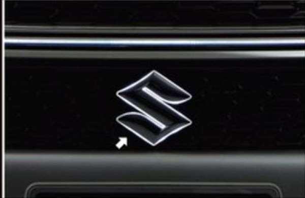 『ソリオハイブリッド』 純正 MA46S MA36S エンブレムイルミネーション パーツ スズキ純正部品 ドレスアップ ワンポイント オプション アクセサリー 用品