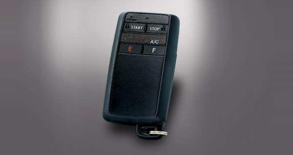 『プリウスPHV』 純正 ZVW52 リモートスタート(スマートキー一体タイプ)本体のみ ※メカニカルキーとフィッティングキットは別売 パーツ トヨタ純正部品 ワイヤレス エンジンスターター 無線 オプション アクセサリー 用品