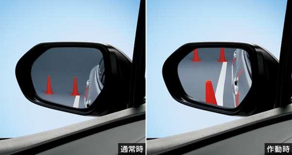 『プリウスPHV』 純正 ZVW52 リバース連動ミラー パーツ トヨタ純正部品 オプション アクセサリー 用品