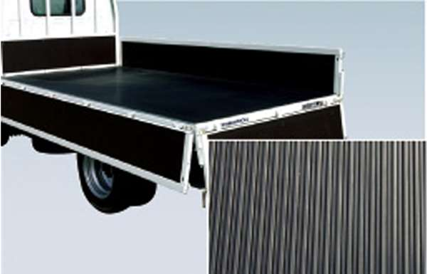 『エルフ』 純正 FR6AA FR6AAS~ 荷台マット パーツ いすゞ純正部品 荷台保護 塩ビ オプション アクセサリー 用品