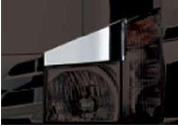 『エルフ』 純正 FR6AA FR6AAS~ メッキランプカバーセット パーツ いすゞ純正部品 メッキ オプション アクセサリー 用品