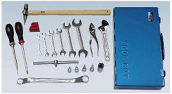 『エルフ』 純正 FR6AA FR6AAS~ 工具セット A パーツ いすゞ純正部品 オプション アクセサリー 用品
