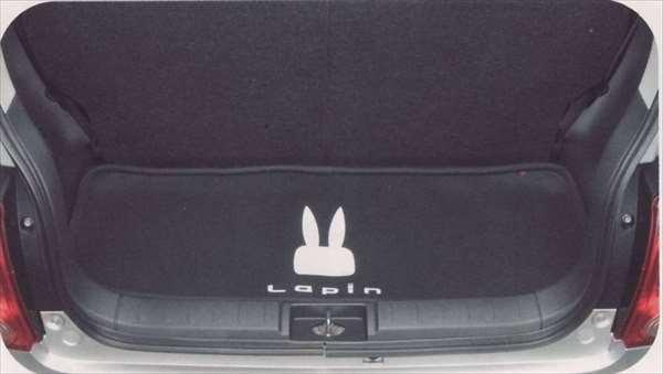 『ラパン』 純正 HE22S ラゲッジマット(ソフトトレー) パーツ スズキ純正部品 ラゲージマット 荷室マット 滑り止め lapin オプション アクセサリー 用品