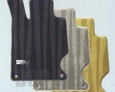SLクラス ハンドメイドベロアマットのRHD用 ベンツ純正部品 SLクラス パーツ r230 パーツ 純正 ベンツ ベンツ純正 ベンツ 部品 オプション マット 送料無料