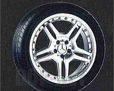 SLクラス AMGスタイルマルチピースのフロント用の8.5J×19ET30 255 / 35 R19 ベンツ純正部品 SLクラス パーツ r230 パーツ 純正 ベンツ ベンツ純正 ベンツ 部品 オプション 送料無料