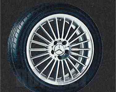 slc049 SLクラス AMGスタイルのフロント / リア用の8.5J×18ET30 255 / 40 R18 ベンツ純正部品 SLクラス パーツ r230 パーツ 純正 ベンツ ベンツ純正 ベンツ 部品 オプション 送料無料
