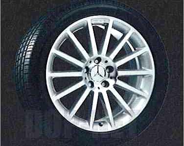 SLクラス AMGスタイルのフロント / リア用の8.5J×18ET30 255 / 40 R18 ベンツ純正部品 SLクラス パーツ r230 パーツ 純正 ベンツ ベンツ純正 ベンツ 部品 オプション 送料無料