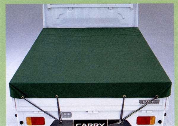 『キャリイ』 純正 DA63T DA65T 平シート 小 パーツ スズキ純正部品 荷台シート carry オプション アクセサリー 用品