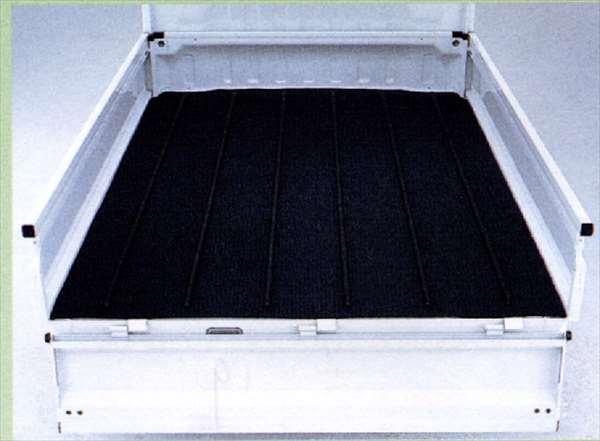 『キャリイ』 純正 DA63T DA65T 荷台マット(レール付き) パーツ スズキ純正部品 荷台保護 塩ビですゴムマットではありません carry オプション アクセサリー 用品