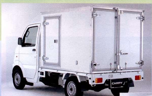 『キャリイ』 純正 DA63T DA65T コンテナ パーツ スズキ純正部品 carry オプション アクセサリー 用品