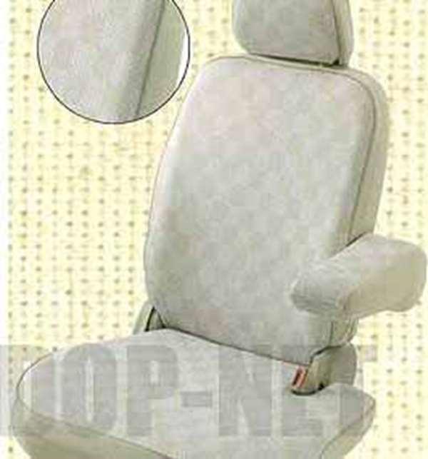 『ekワゴン』 純正 H82W シートカバー(チェック) パーツ 三菱純正部品 座席カバー 汚れ シート保護 オプション アクセサリー 用品
