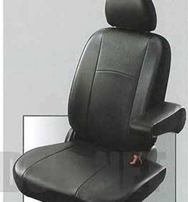 『ekワゴン』 純正 H82W 本革調シートカバー(ブラック) パーツ 三菱純正部品 座席カバー 汚れ シート保護 オプション アクセサリー 用品