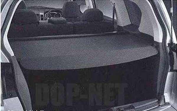 『アウトランダー』 純正 CW5W スライド式トノカバー パーツ 三菱純正部品 荷室 トランク outlander オプション アクセサリー 用品