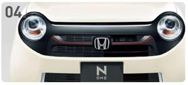 『N-ONE』 純正 JG1 JG2 フロントグリル スポーツ パーツ ホンダ純正部品 カスタム エアロパーツ オプション アクセサリー 用品