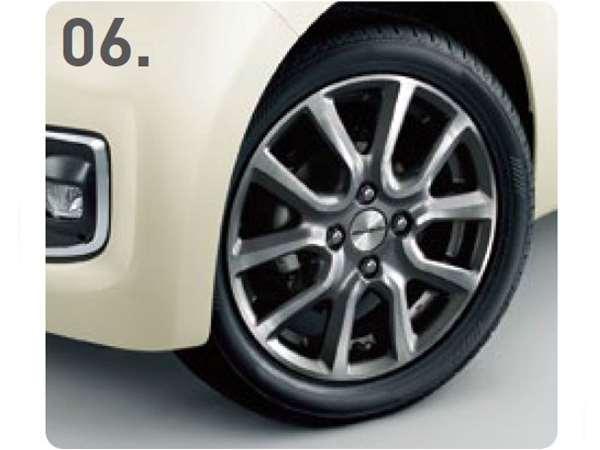 『N-ONE』 純正 JG1 JG2 15インチアルミホイール MS-030 ※1本につき パーツ ホンダ純正部品 安心の純正品 オプション アクセサリー 用品