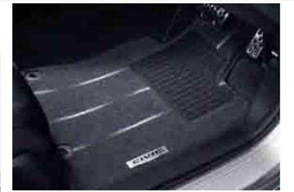 『シビック』 純正 FK7 FC1 フロアカーペットマット(デザインタイプ) パーツ ホンダ純正部品 フロアカーペット カーマット カーペットマット オプション アクセサリー 用品