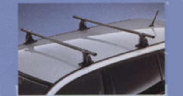 『ランサーワゴン』 純正 CS5W THULE ベースキャリア パーツ 三菱純正部品 キャリアベース ルーフキャリア LANCER オプション アクセサリー 用品