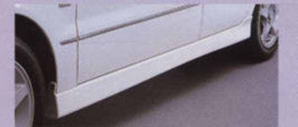 『ランサーワゴン』 純正 CS5W サイドシルエクステンション パーツ 三菱純正部品 LANCER オプション アクセサリー 用品