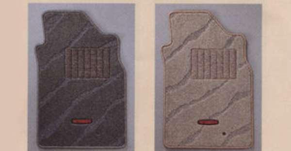 『ランサーワゴン』 純正 CS5W フロアマット(レギュラー) パーツ 三菱純正部品 フロアカーペット カーマット カーペットマット LANCER オプション アクセサリー 用品