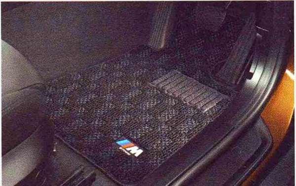 X1 パーツ Mフロア・マット・セット ※右ハンドル車用 BMW純正部品 VL25 VM20 オプション アクセサリー 用品 純正 マット