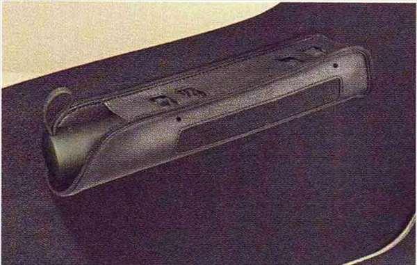 X1 パーツ アンブレラ(ケース付)車載搭載セット BMW純正部品 VL25 VM20 オプション アクセサリー 用品 純正