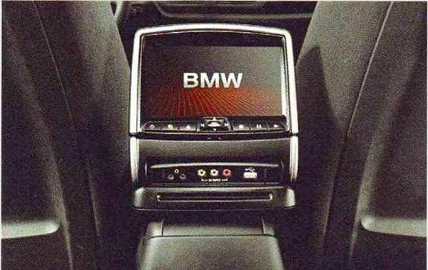 X1 パーツ リヤDVDシステム用ワイヤレス・ヘッドフォン(IR) ※本体は別売です BMW純正部品 VL25 VM20 オプション アクセサリー 用品 純正