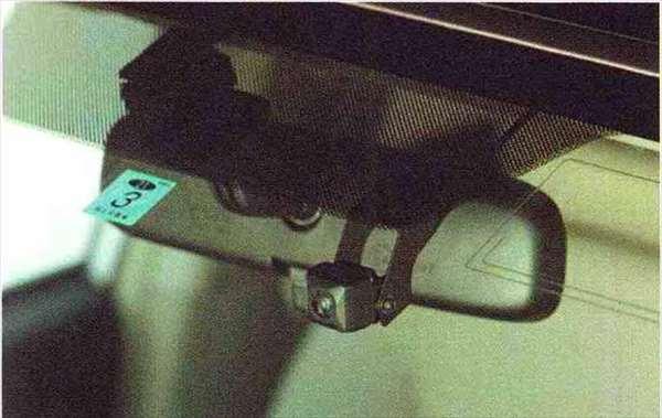 X1 パーツ ドライブレコーダー イクリプス(富士通テン製)DREC3500のタイプ1(シガライターより電源供給) ※取付部品は別売です BMW純正部品 VL25 VM20 オプション アクセサリー 用品 純正 送料無料