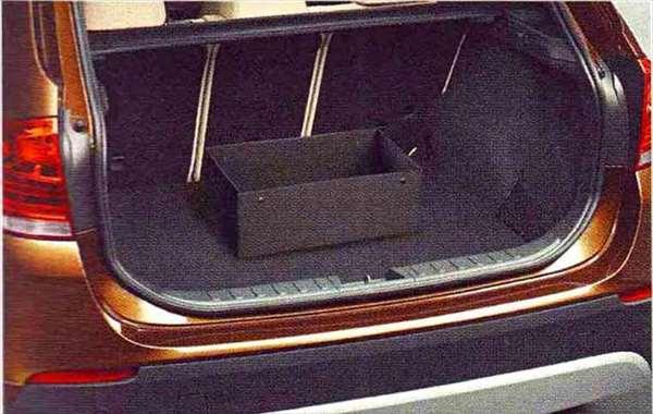 X1 パーツ ウォーター・プルーフ・ボックス BMW純正部品 VL25 VM20 オプション アクセサリー 用品 純正