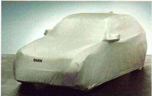 X1 パーツ ボディ・カバー 起毛タイプ BMW純正部品 VL25 VM20 オプション アクセサリー 用品 純正 カバー