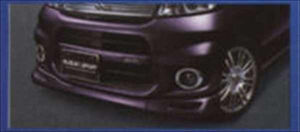 『ワゴンR』 純正 MH23S STINGRAY フロントパンパー パーツ スズキ純正部品 wagonr オプション アクセサリー 用品