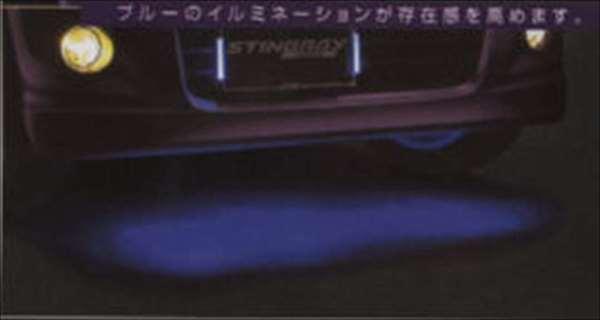 『ワゴンR』 純正 MH23S グランドイルミネーション パーツ スズキ純正部品 wagonr オプション アクセサリー 用品