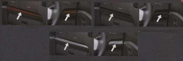 『ワゴンR』 純正 MH23S インパネガーニッシュ パーツ スズキ純正部品 ウッド 木目 内装パネル 飾り ドレスアップ 内装パネル 飾り ドレスアップ wagonr オプション アクセサリー 用品