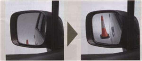 『ワゴンR』 純正 MH23S オートミラーコントローラー パーツ スズキ純正部品 wagonr オプション アクセサリー 用品