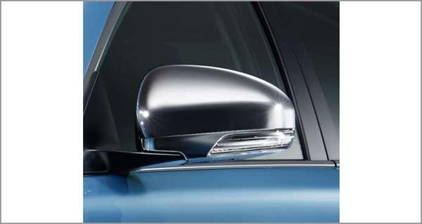 『マークX』 純正 GRX133 GRX130 GRX135 メッキドアミラーカバー パーツ トヨタ純正部品 サイドミラーカバー カスタム オプション アクセサリー 用品