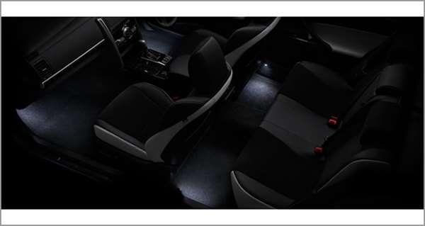 【マークX】純正 GRX133 GRX130 GRX135 インテリアイルミネーション(2モードタイプ) パーツ トヨタ純正部品 照明 明かり ライト オプション アクセサリー 用品