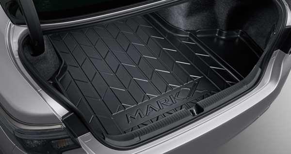 『マークX』 純正 GRX133 GRX130 GRX135 ラゲージトレイ パーツ トヨタ純正部品 オプション アクセサリー 用品