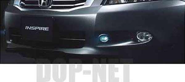 『インスパイア』 純正 CP3 ビームライト ガーニッシュ パーツ ホンダ純正部品 inspire オプション アクセサリー 用品