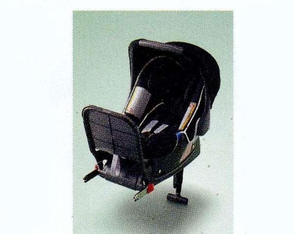 【フィット】純正 GP5 ISO FIXチャイルドシート Honda Baby ISOFIX パーツ ホンダ純正部品 FIT オプション アクセサリー 用品