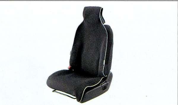 『フィット』 純正 GP5 防水シートカバー (ブロック フロント左右共通1座席) パーツ ホンダ純正部品 座席カバー 汚れ シート保護 FIT オプション アクセサリー 用品
