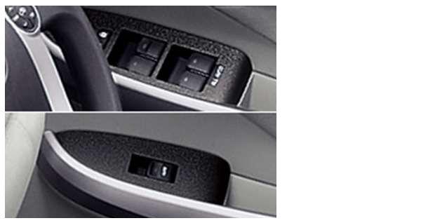 『プリウス』 純正 ZVW35 インテリアパネル チェンジブラック・スイッチベース パーツ トヨタ純正部品 内装パネル prius オプション アクセサリー 用品