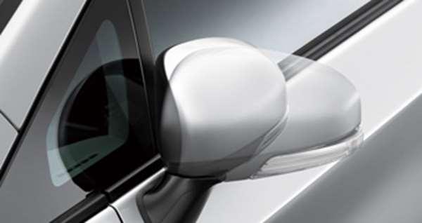 『プリウス』 純正 ZVW35 オートリトラクタブルミラー ※ミラー本体ではありません パーツ トヨタ純正部品 ドアミラー自動格納 駐車連動 prius オプション アクセサリー 用品