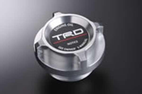 TRD オイルフィラーキャップ [ MS112-18001 ] 86 ZN6 適合 全車 (必要個数 1個)